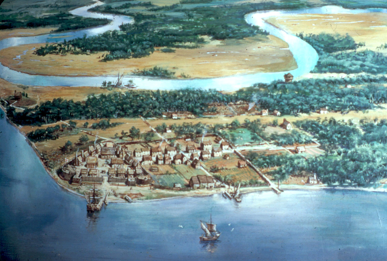 a history of the colonization of jamestown A short look at the basic of the founding and early development of the jamestown colony in what would become the colony of virginia learn more about bacon's.